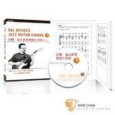 【小新的樂器館】  沙爾‧迪夫斯哥教爵士吉他(一)