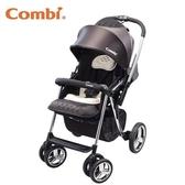 康貝 Combi Mega Ride DX 嬰兒雙向手推車-酷炫黑(此款無防寒腳套)