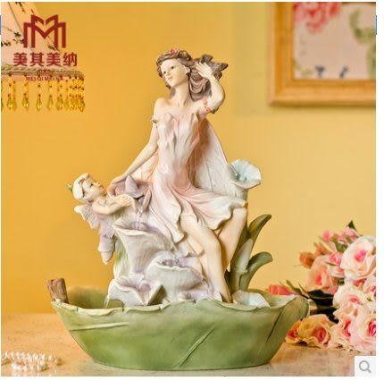 結婚禮物天使噴泉