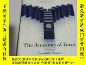 二手書博民逛書店the罕見Anatomy of Buzz(英文)Y200392