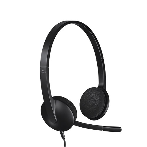 Logitech 羅技 H340 USB Headphones 耳機