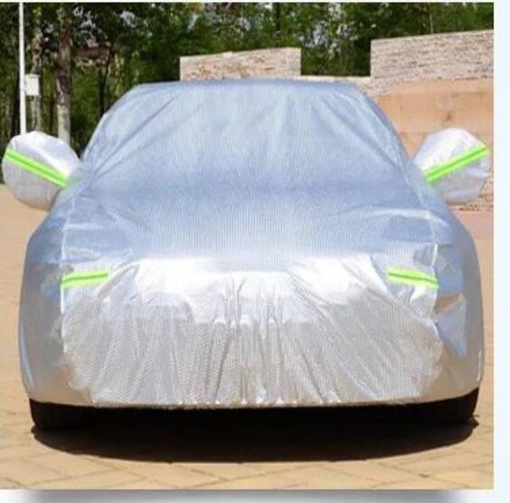 車罩 豐田卡羅拉威馳雷淩凱美瑞汽車衣車罩防曬隔熱車套2020款1.2t專用 MKS極速出貨
