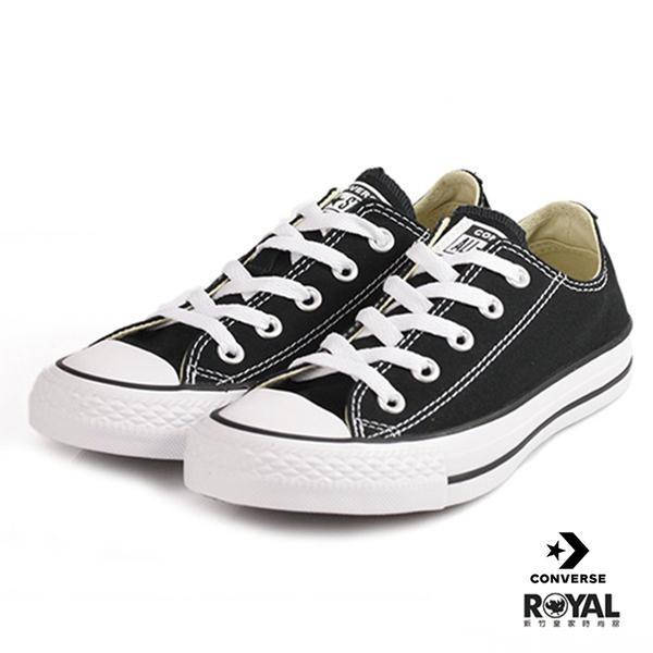 Converse Taylor黑低筒帆布鞋