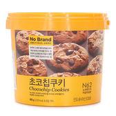 No Brand巧克力豆餅乾72入 【康是美】