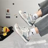 現貨 休閒鞋超火的鞋子街拍學生女韓版原宿ulzzang運動休閒鞋秋季【快速出貨】