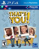PS4 That's You 那是你(美版代購)