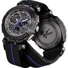 全球限量5000只 TISSOT 天梭 T-RACE MOTOGP 賽車錶-黑x藍/45mm T0924173706100