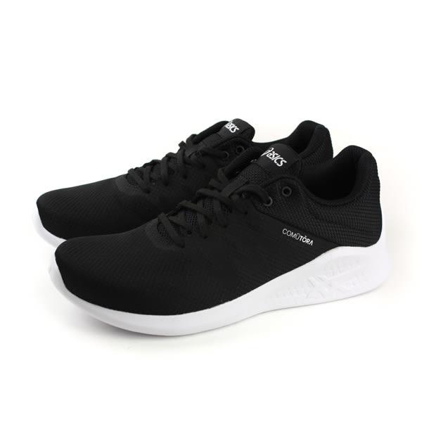 亞瑟士 ASICS COMUTORA 慢跑鞋 運動鞋 黑色 男鞋 T831N-9090 no340