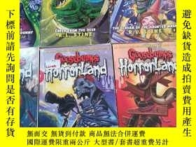 二手書博民逛書店GOOSEBUMPS罕見HORRORLAND:CREEP FROM THE DEEP REVENGE OF THE