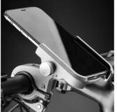 機車手機支架鋁合金手機架自行車電動車摩托車防震固定手機京都3C