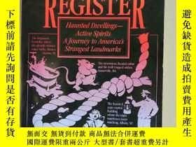二手書博民逛書店The罕見Ghostly RegisterY263906 Aut