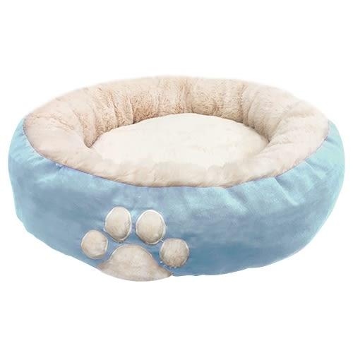 寵物家族-寵物保暖睡窩(大)-各顏色可選