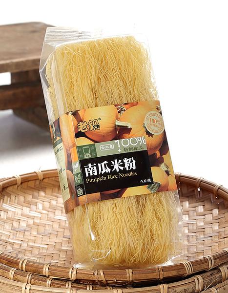 【老鍋】南瓜米粉 (純米+新鮮南瓜)