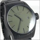 【萬年鐘錶】elegant 經典 時尚對錶 (霧黑)  ELJT40-VG11MA