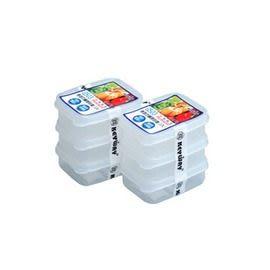 【好市吉居家生活】嚴選聯府KeyWay~G503 長型巧麗密封盒(3入)