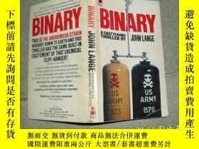 二手書博民逛書店Binary(7品36開書脊歪斜略有鉛筆筆跡1974年2版英文原