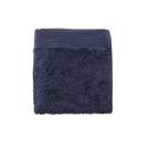 HOLA 埃及棉加大毛巾-湛藍 50x90cm