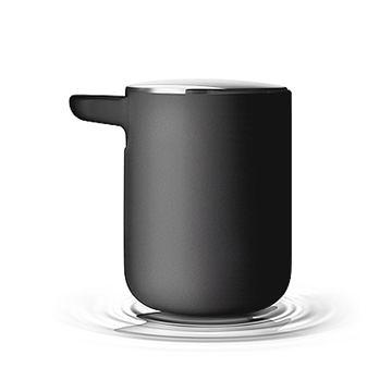丹麥 Menu Soap Pump, Norm 衛浴系列 給皂器(霧黑色)