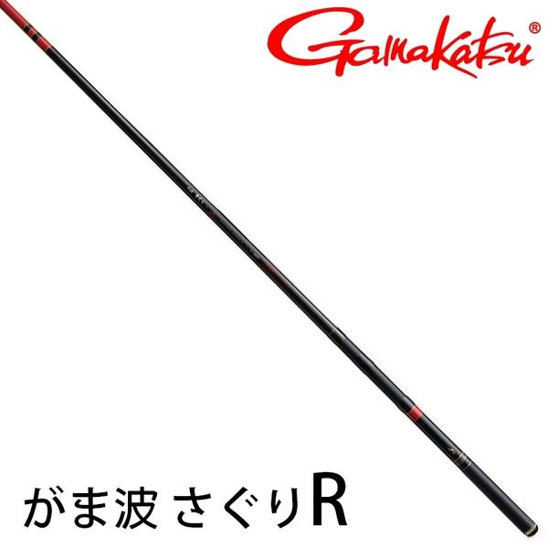 漁拓釣具 GAMAKATSU がま波 さぐりR 2號 3.9M [防波堤磯釣竿]