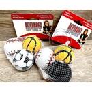 四個工作天出貨除了缺貨》美國製KONG運動球玩具ABS2 L(3卡/組)