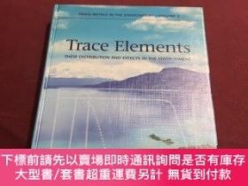 二手書博民逛書店trace罕見elementsY237539 Markert Elsevier 出版2000