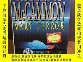 二手書博民逛書店Mary罕見Terror :EL RAPLO DE UN BEB