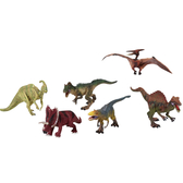 Awesome Animals 中型恐龍玩具模型