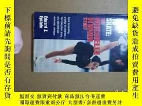 二手書博民逛書店Born罕見to skate:the MICHELLE KWAN