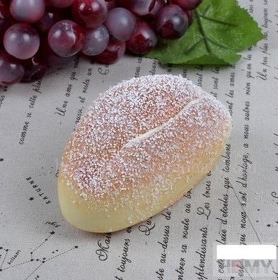 [協貿國際]仿真奶油麵包擺件