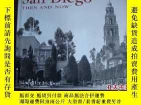 二手書博民逛書店Sadiego:THEN罕見AND NOW 《聖地亞哥 過去與現