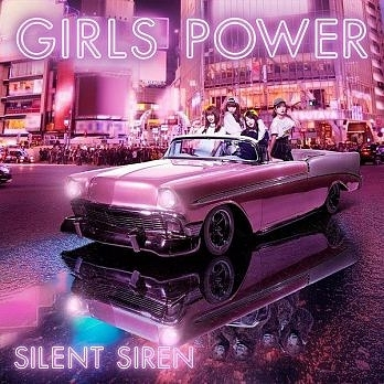 SILENT SIREN GIRLS POWER CD附DVD 免運 (購潮8)