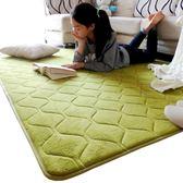 簡約北歐加厚地毯現代客廳茶幾