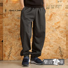 【P52001】拉鍊口袋內刷毛鬆緊束口運動休閒長褲(共三色)● 樂活衣庫