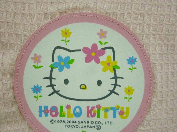 【震撼精品百貨】Hello Kitty 凱蒂貓~電腦套~粉花【共1款】