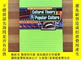 二手書博民逛書店Cultural罕見Theory and Popular CultureY358478 John Storey