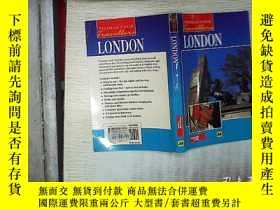 二手書博民逛書店LONDON罕見THOMAS COOK (04)Y180897