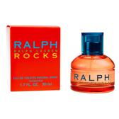 Ralph Lauren Ralph Rocks花漾年華橘子搖滾限量版女性淡香水50ml【UR8D】