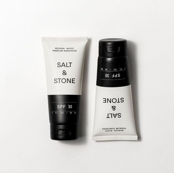 SALT & STONE S&S SPF 30 Lotion 防曬乳