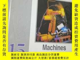 二手書博民逛書店YOUNG罕見SCIENTIST Machines at wor