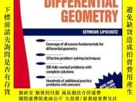 二手書博民逛書店Schaum s罕見Outline Of Differential GeometryY364682 Lipsc