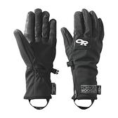OR W's Stormtracker Sensor Gloves Windstopper 可觸控防風防潑水保暖手套 黑