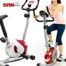 小鯨魚磁控健身車.室內腳踏車.美腿機.運...