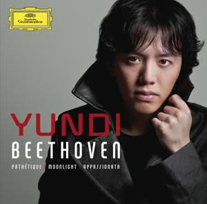 李雲迪 貝多芬:月光、悲愴、熱情奏鳴曲 鋼琴 CD  (音樂影片購)