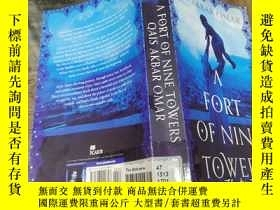 二手書博民逛書店a罕見fort of nine towersY271632 qa