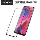 OPPO A74 (5G) 滿版彩色全屏鋼化玻璃膜 全覆蓋鋼化膜 螢幕保護貼 防刮防爆