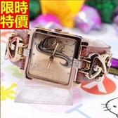 鑽錶-商務潮流典型女手錶4色5j134【巴黎精品】