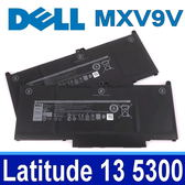 DELL MXV9V 4芯 原廠電池 Latitude 13 5300 系列 電壓:7.6V 容量:60WH