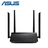 [富廉網] ASUS華碩 RT-AC1200 V2 四天線雙頻AC1200 無線網路分享器