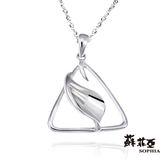 蘇菲亞SOPHIA - 牽引純銀項鍊