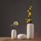 簡約歐式陶瓷花瓶擺件裝飾客廳插花干花器桌...